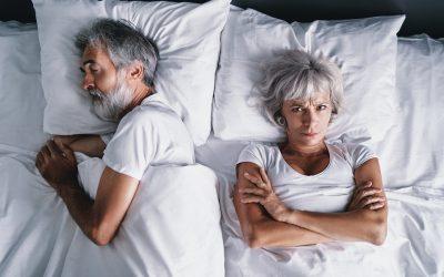 Sommeil : les besoins des seniors